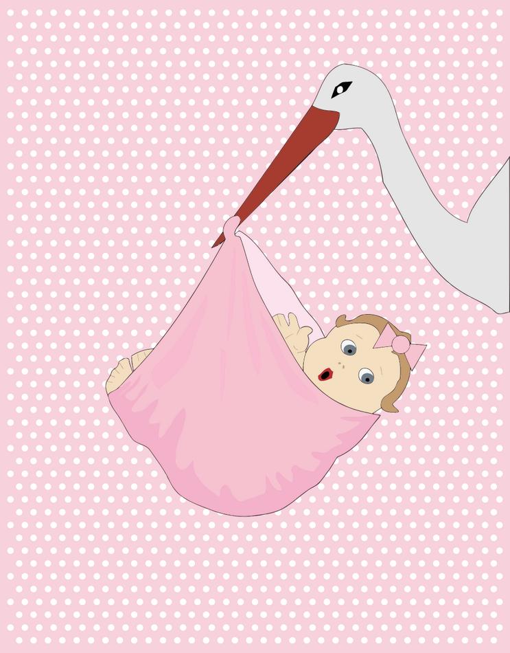 Přání k narození dítěte, gratulace, blahopřání, přáníčka - dítě přáníčko