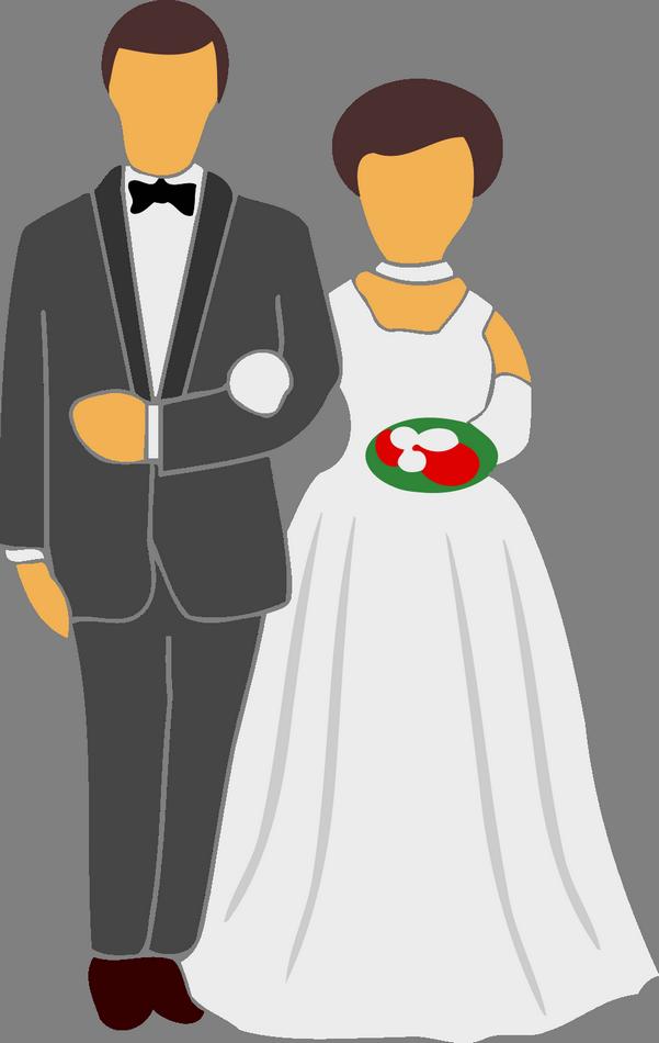 Gratulace k svatbě, sms texty - Gratulace k svatbě