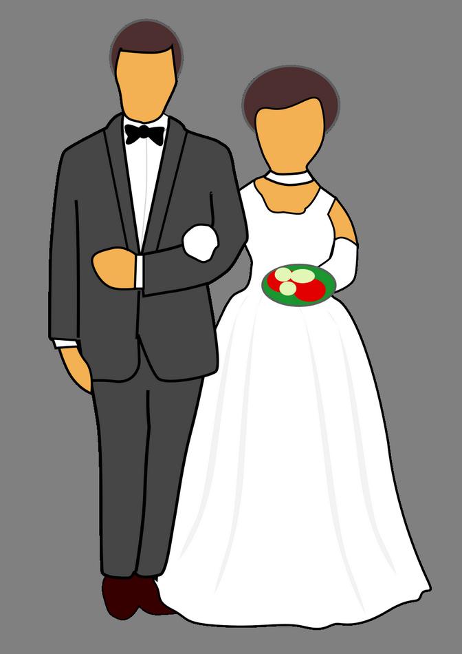 Přání pro novomanžele, blahopřání ke stažení - Blahopřání k svatbě novomanželům